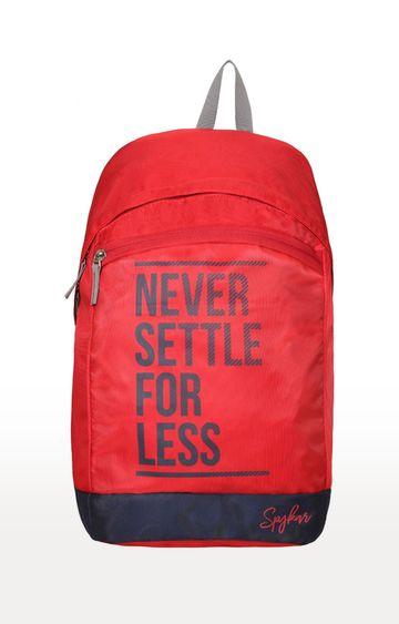 spykar | Spykar Red Backpack
