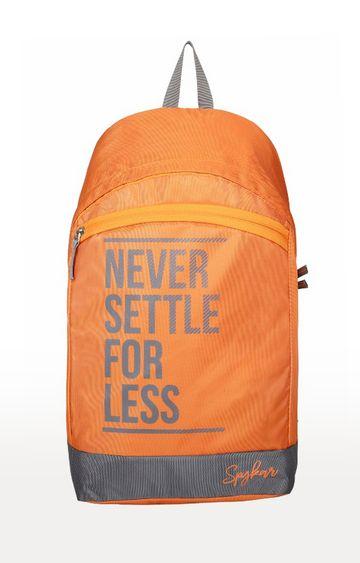Spykar | Spykar Orange Backpack