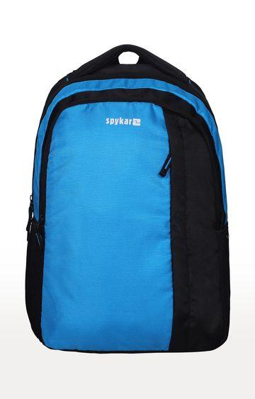 Spykar | Spykar Blue Backpack