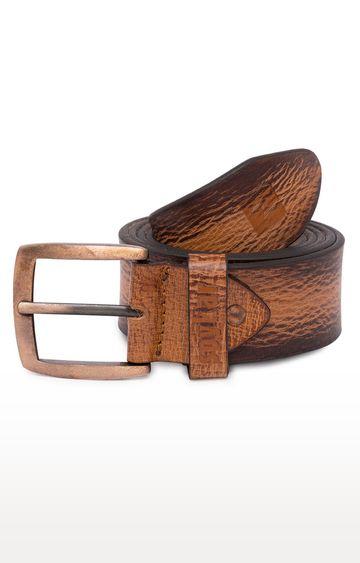 spykar   Spykar Tan Belt