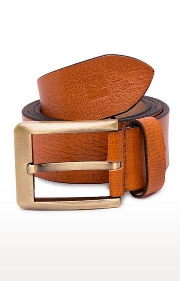 Spykar | Spykar Tan Leather Belts