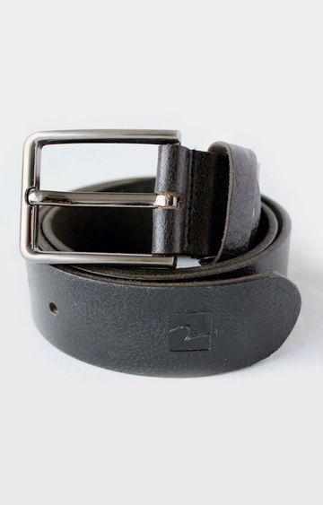 Spykar | Spykar Black Leather Belt