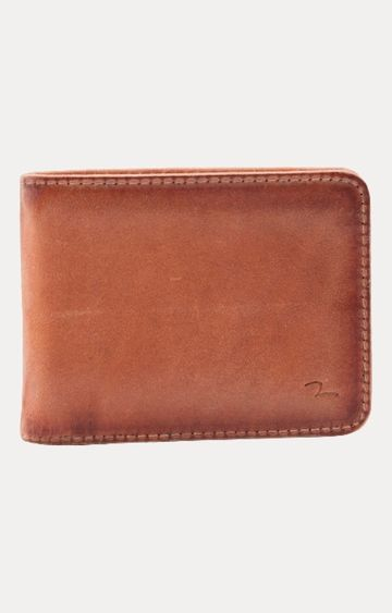 Spykar | Spykar Cognac Leather Wallets