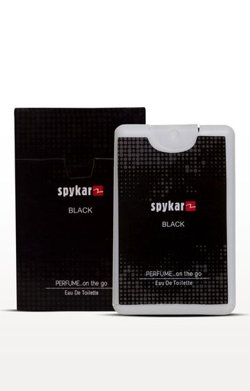 spykar | Spykar Black Pocket Perfume