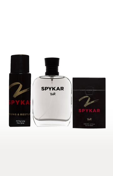 spykar | Spykar Perfume Travel Kit