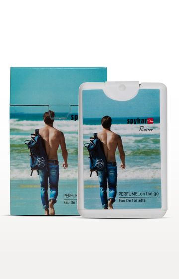 Spykar | Spykar Sea Blue Pocket Perfume