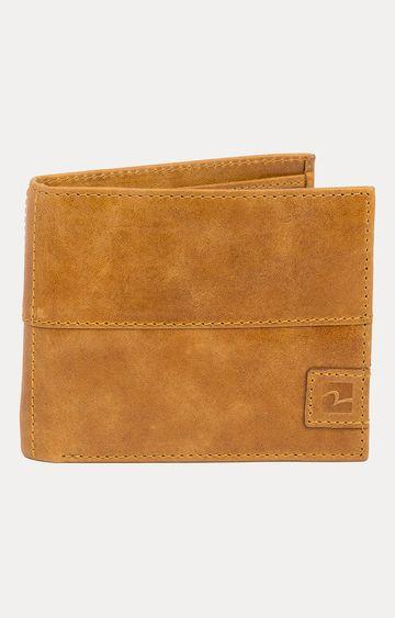 Spykar | Spykar Brown Leather Wallets