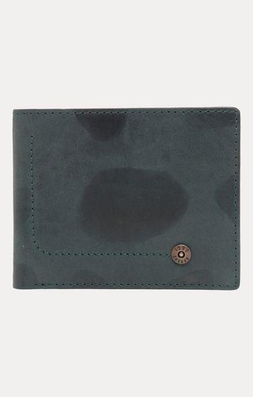 Spykar   Spykar Blue Leather Wallets