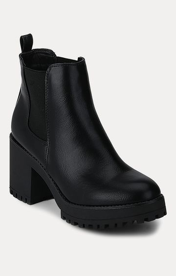 Truffle Collection | Black Boots