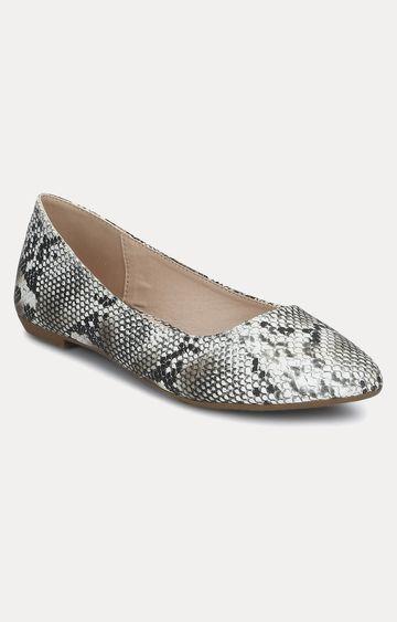Truffle Collection | Grey Ballerinas