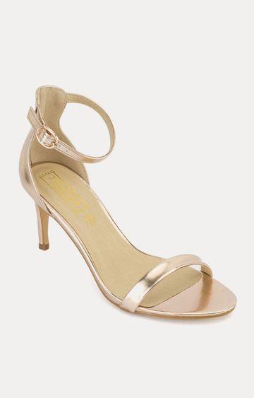 Truffle Collection | Rose Gold Stilettos