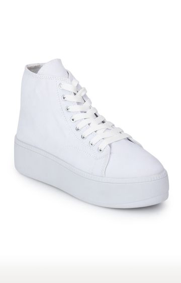 Truffle Collection | White Sneakers
