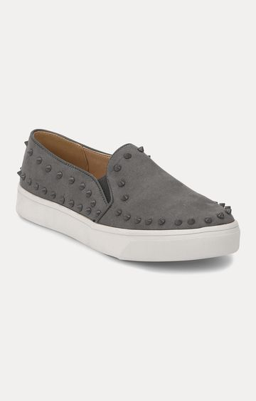 Truffle Collection | Grey Sneakers