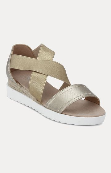 Truffle Collection | Light Gold Wedges