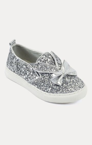 Truffle Collection | Silver Sneakers