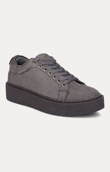 Truffle Collection   Grey Sneakers