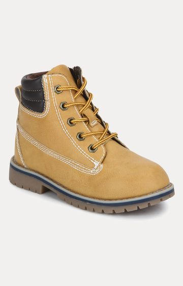 Truffle Collection   Tan Boots