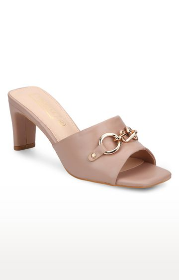 Truffle Collection | Blush Sandals