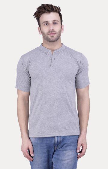 Weardo | Grey Melange T-Shirt