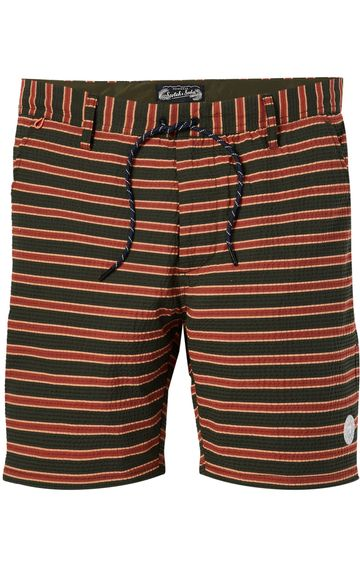Scotch & Soda | CHINO SHORT WITH MESH INNER PANT