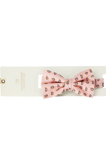 Scotch & Soda   ALL-OVER PRINTED BOW TIE