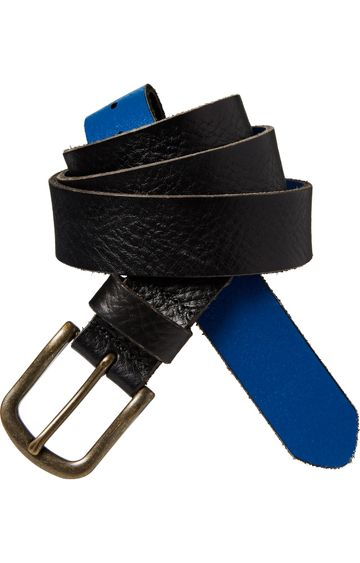 Scotch & Soda | CLASSIC THIN LEATHER BELT