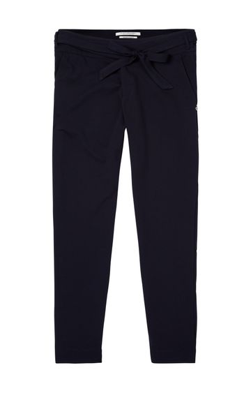 Scotch & Soda | TAPERED LEG SWEAT JOGGER WITH WRAP OVER