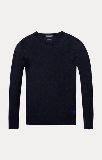 Scotch & Soda | Midnight Solid Sweatshirt