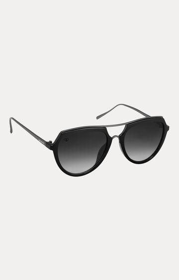 Walrus | Black Oval Sunglasses