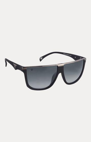 Walrus | Black Oversized Sunglasses