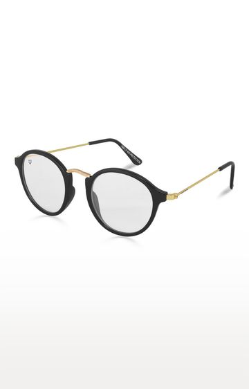 Walrus | Black Round Sunglasses