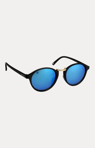 Walrus | Black Round Sunglasses