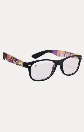 Walrus   Black Square Sunglasses