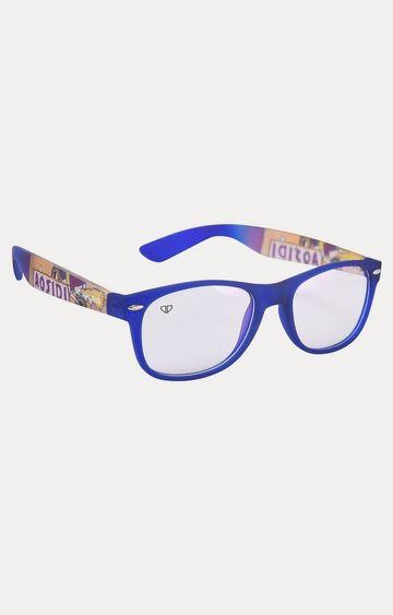 Walrus   Blue Square Sunglasses