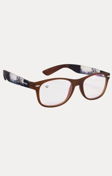 Walrus   Brown Square Sunglasses