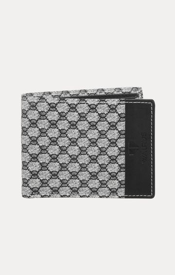 Walrus | White and Black Wallet