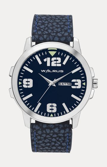 Walrus | Blue Analog Watch