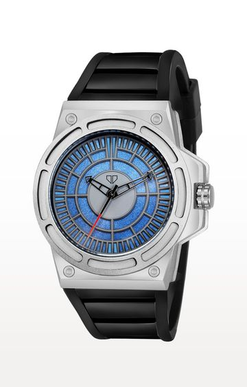 Walrus | Black Raider Analog Function Premium Quality Trendy Watch