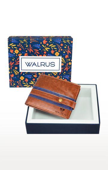 Walrus | Tan Wallet