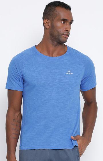 ALCIS | ALCIS Blue Melange T-Shirt