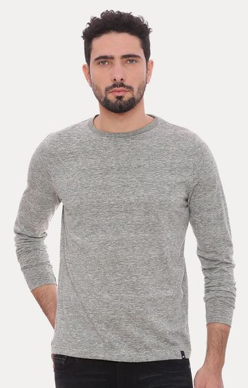 Basics | Grey Melange T-Shirt