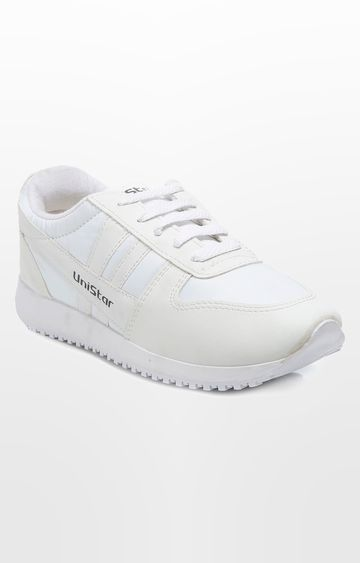 Unistar   White Sports Shoes