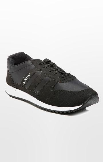 Unistar   Black Sports Shoes