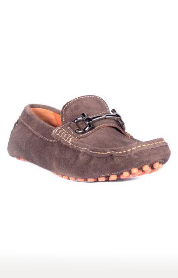 STEVE MADDEN   Brown Loafers
