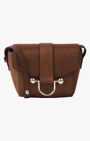 STEVE MADDEN | Bronze Sling Bag