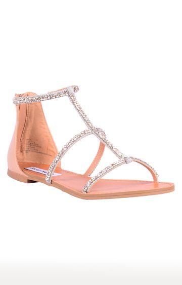 STEVE MADDEN | Tan Sandals