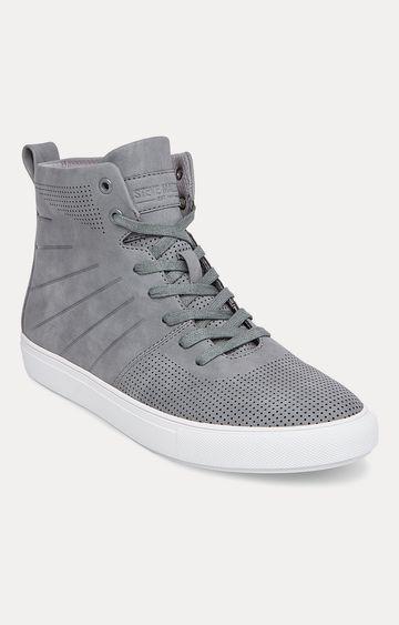 STEVE MADDEN   Grey Sneakers