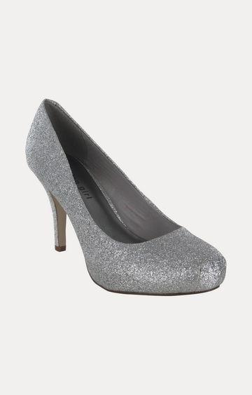 STEVE MADDEN | Silver Stilettos
