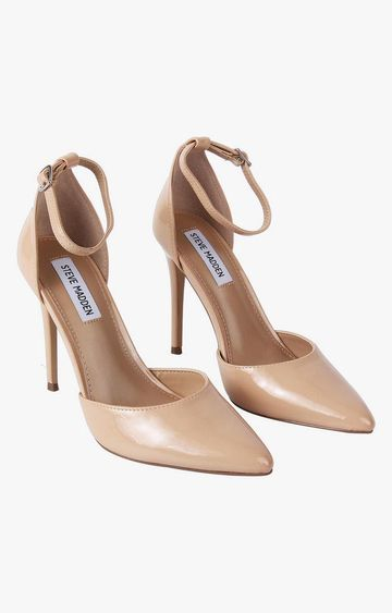 STEVE MADDEN | Beige Heels Pumps