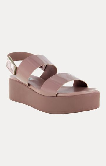 STEVE MADDEN | Dark Blush Wedges